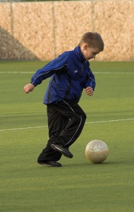 Author Kelly Byrne morgueFile_kid with ball