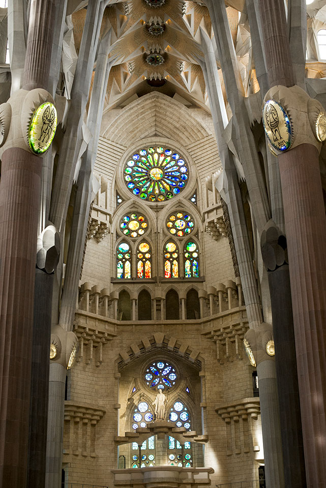 Kelly Byrne Sagrada Familia